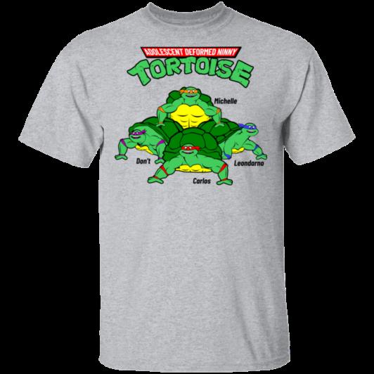 Adolescent Deformed Ninny Tortoise - Sport Gray