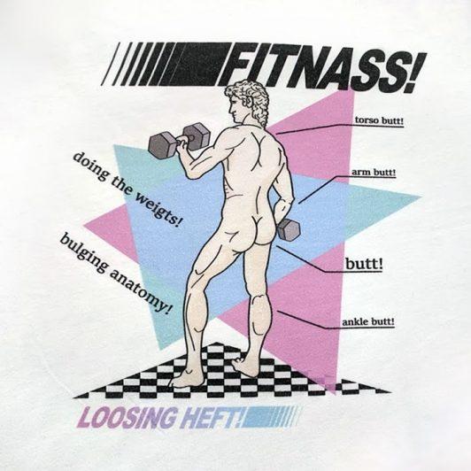 Fitnass! Tank Top