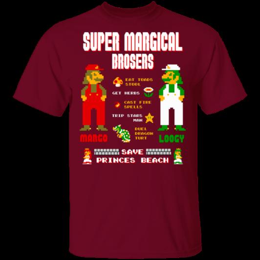 Super Margical Brosers - Garnet