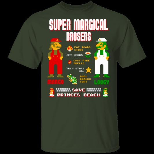 Super Margical Brosers - Forest