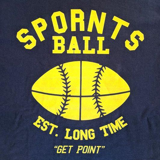 Spornts Ball