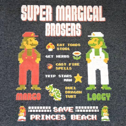 Super Margical Brosers