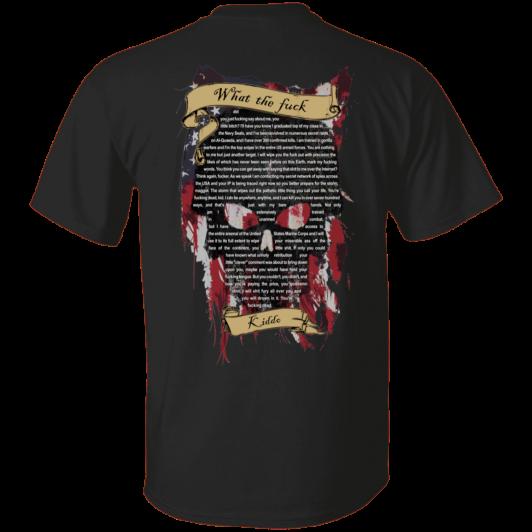 Navy SEAL Copypasta - Black