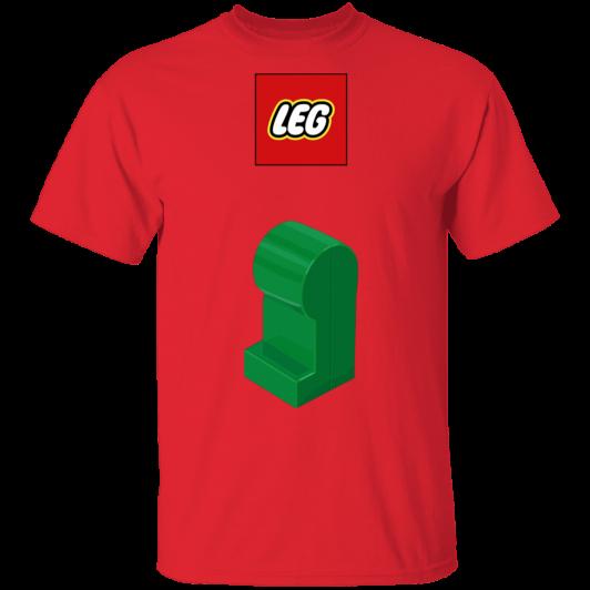 LEG - Red