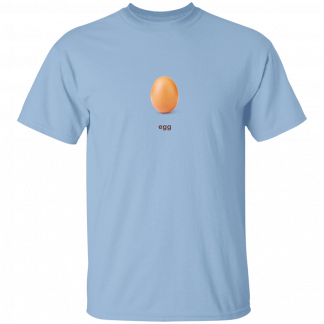 Egg - Light Blue